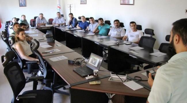DEDAŞ Mardin'den Sonra Şanlıurfa'da Eğitim Başladı