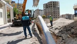 Doğukent ve Narlıkuyu'da Alt Yapı Sorunları Çözüme Kavuştu