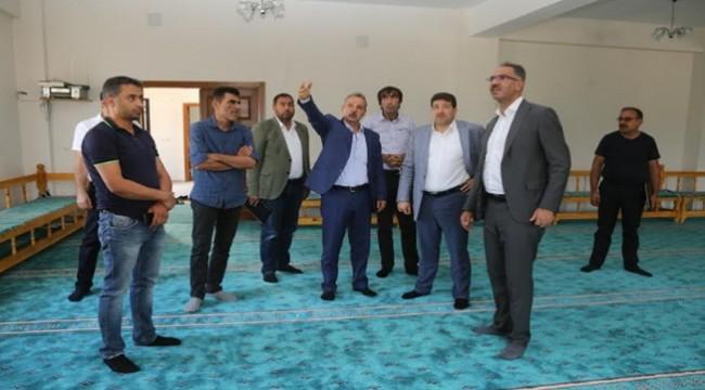 Eyyübiye Hasta Yakınları Misafirhanesi Açılıyor