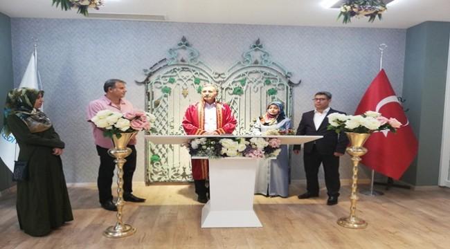Haliliye Evlendirme Dairesi Yeni Yerinde