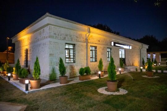 Harran gastronomi merkezi ve gözlemevi hizmete açıldı
