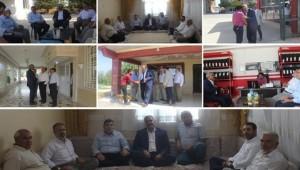 HÜDA PAR Suruç'un Köylerini Ziyaret Etti