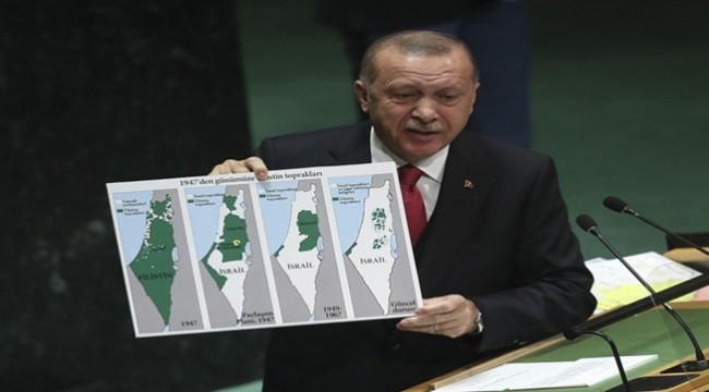 İsrail devletinin sınırları neresidir ?