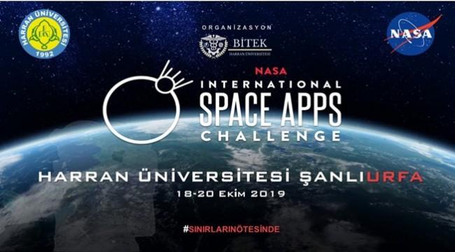 Nasa Space Apps Challenge Etkinliği Düzenlenecek