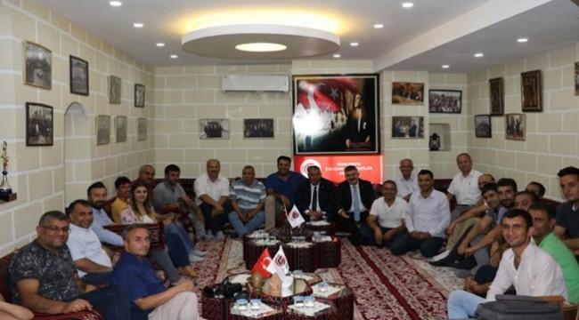 Urfa'daki Asayiş Olayları 3 Yılda % 55 Azaldı