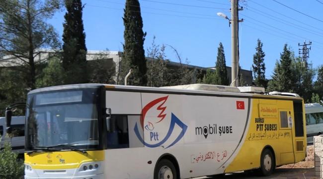 Şanlıurfa OSB'de PTT Mobil Şube Hizmete Başladı