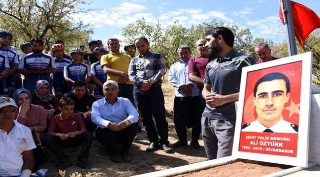 Şehit Ali Öztürk Siverek'te Anıldı