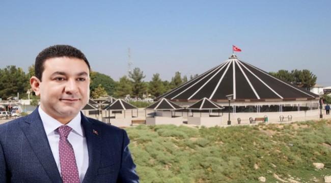 Tarihi İlçe Harran'a Tarihi Otağ