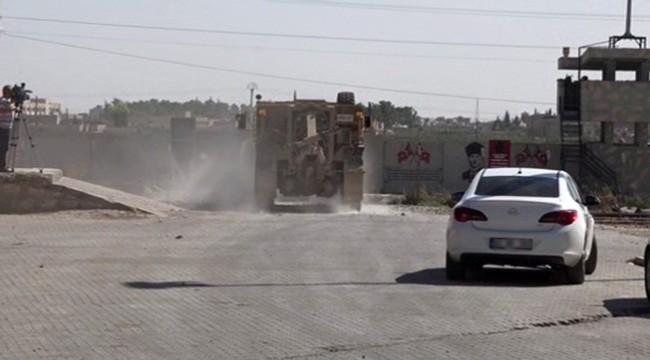 Türk ve ABD'li Askerler Sınırı İnceledi