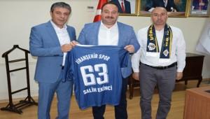 Viranşehirspor Destek İstedi