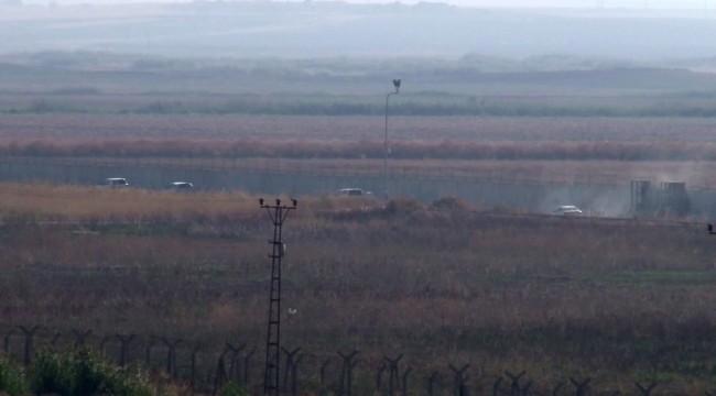 AFAD Suriye Sınırında İncelemede Bulundu