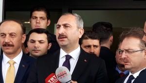 Bakan Gül YPG'li Mazlum Kobani Soruna Urfa'da Cevap Verdi