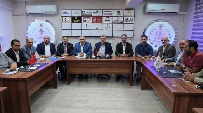 Belediye Başkanları TÜMSİAD'ta Çözüm Önerilerini Tartıştı