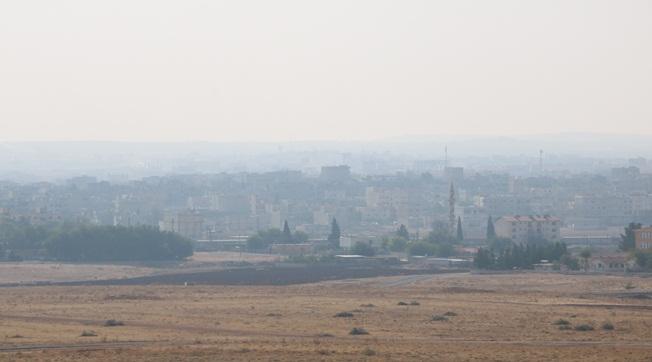 Gözler Ayn El Arab (Kobani) 'de