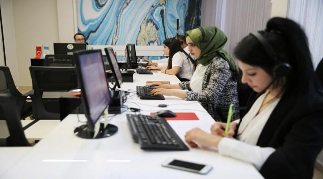 Haliliye Belediyesi Beyaz Masa Hizmete Açıldı