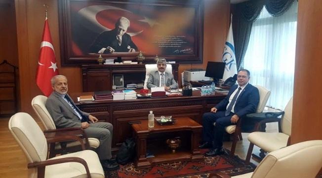 Harran Üniversitesi Ek Ödenek İle Desteklendi