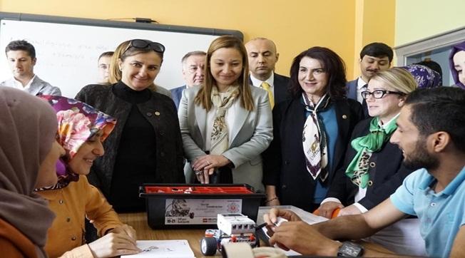 KEFEK Urfa ve Antep'te İki Günlük Saha Çalışması Yaptı