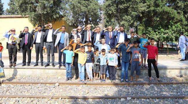 Maltepe Üniversitesi Toplantısı Akçakale'de Yapıldı