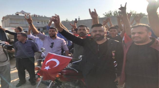 Maraş'tan Akçakale'ye Kahraman Konvoy