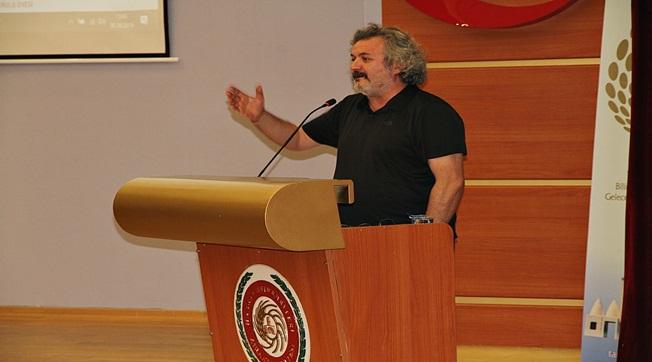 Müfit Can Saçıntı Harran Üniversitesinde