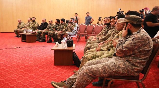 Özgür Suriye Ordusu Birleştiklerini Duyurdu