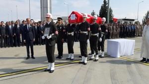 Şehit Caner Selimoğlu Memleketine Uğurlandı