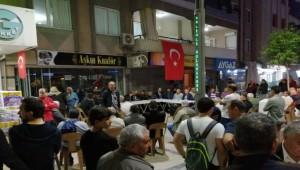 Şehit Cihan Güneş'in Baba Evine Türk Bayrağı Asıldı
