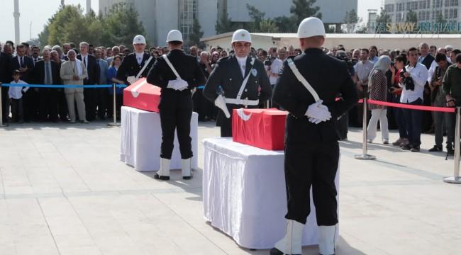 Şehit Cihan Güneş'in Cenazesi Salihliye Uğurlandı