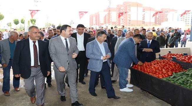 Seyrantepe Semt Pazarı Hizmete Açıldı