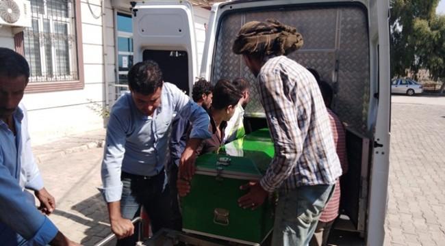 Sulama Kanalına Giren Suriyeli Genç Hayatını Kaybetti
