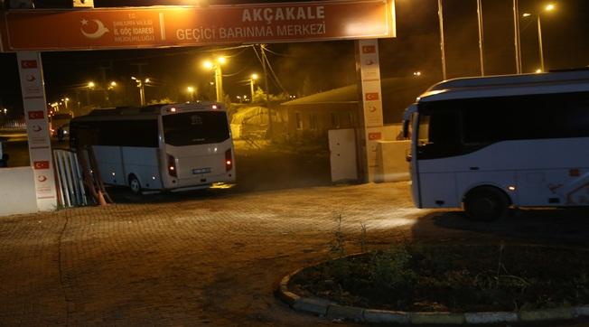 Suriye Milli Ordusu Akçakale'ye Ulaştı