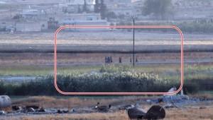 Suriyeli Vatandaşlar Güvenli Bölgelerine Taşındı