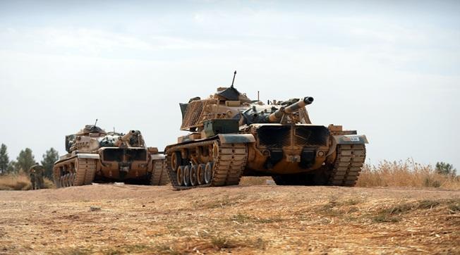 Tel Abyad'ın Güneyine Doğru İlerleyiş Devam Ediyor