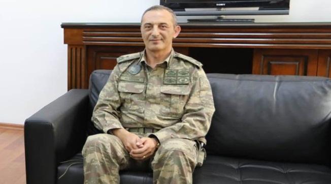 Tuğgeneral İdris Acartürk Barış Pınarı Harekatına Katıldı