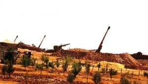 Türk Silahlı Kuvvetleri Eli Tetikte Bekliyor