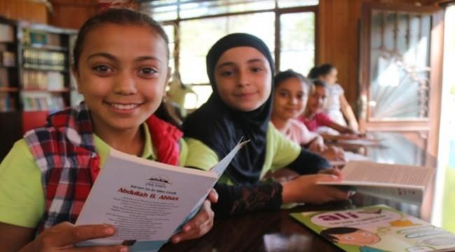 Ücretsiz Kitaplar Çocukların Geleceğine Işık Tutuyor