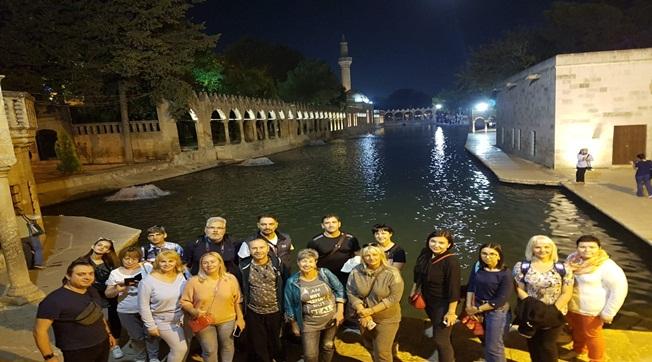 Ukranyalı Turist Sayısı Arttı