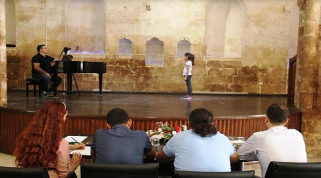 Urfa'da Çocuk Konservatuvarı Alımlarına Yoğun İlgi