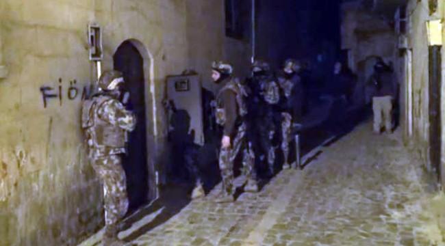 Urfa'da Terör Operasyonu 66 Gözaltı