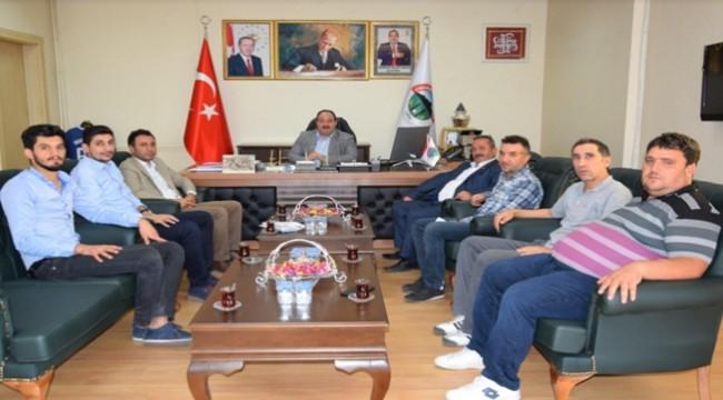 Viranşehir Amatör Spor Kulüplerine Akaryakıt Desteği
