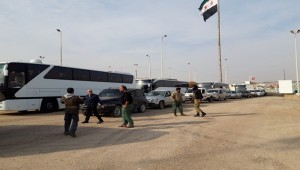 610 Kişi Tel Abyad'da Geri Döndü