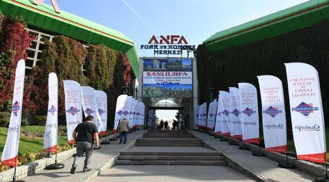 Ankara'da Şanlıurfa Festivali Başladı
