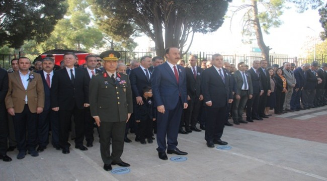Atatürk Urfa'da Anıldı