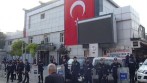 Suruç'ta 14 Kişi Gözaltına Alındı