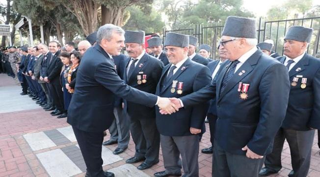 Beyazgül Atatürk'ü Anma Programına Katıldı
