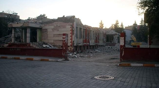 Birecik Eski Devlet Hastanesi Yerine...