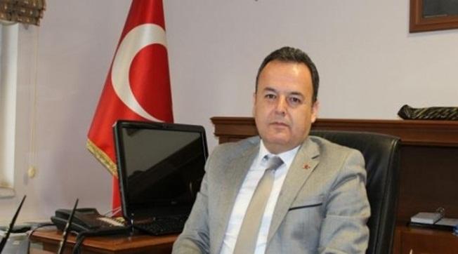 Bülent Karacan Kaş Kaymakamlığına Atandı