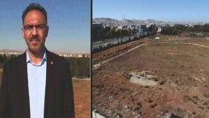 Eyyübiye Kampüsü Belediyeye Tahsis Edildi