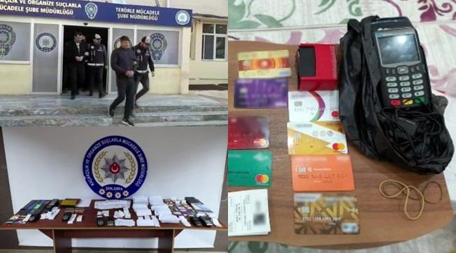 Faiz Karşılığı Borç Veren 5 Tefeci Tutuklandı