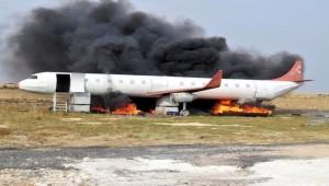 GAP Havalimanında Tatbikat Gerçeği Aratmadı